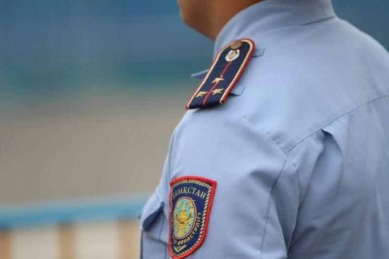 За фальсификацию доказательств осуждён полицейский в Костанае