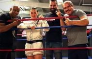 Аида Сатыбалдинова завоевала первый чемпионский титул на профи-ринге