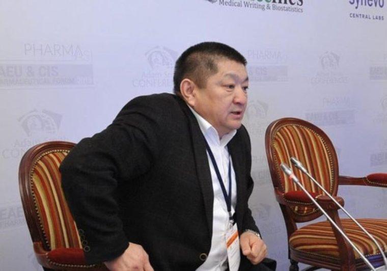 Выпускник алматинского медвуза стал министром здравоохранения Кыргызстана