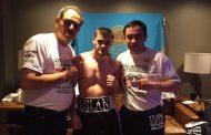 Казахстанец Мадиев выиграл бой в андеркарте поединка Головкин – Мартиросян