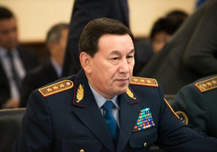 Глава МВД прокомментировал попытки митингов в Казахстане