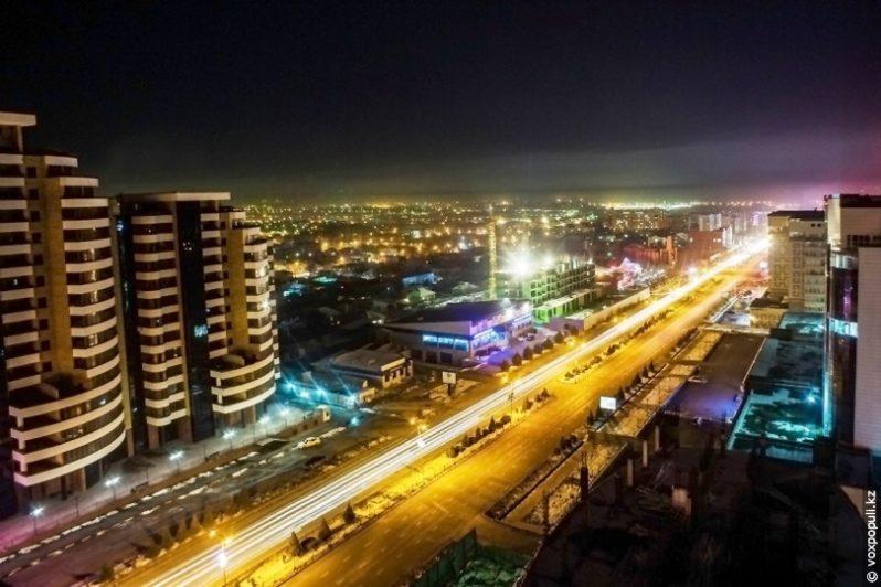 Назарбаев объявил Шымкент городом с миллионным населением