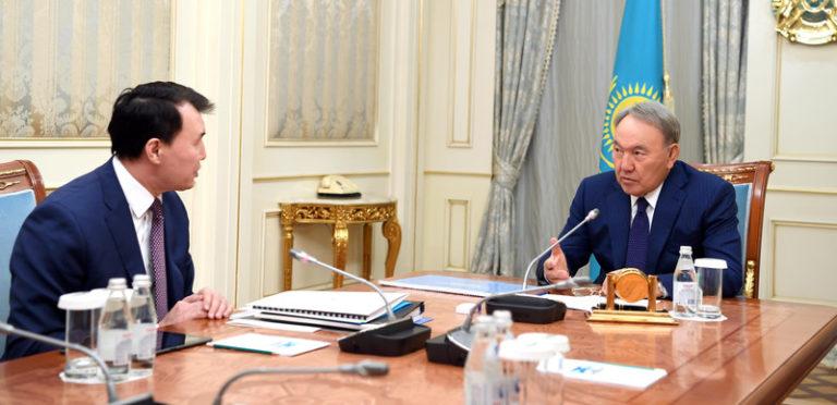 Н.Назарбаев поручил усилить борьбу с коррупцией в Казахстане
