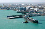 Туркменистан ввел в строй крупный порт на Каспийском море