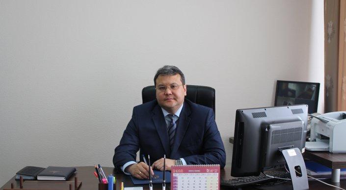 Нового главу департамента назначили в Костанайской области