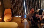 «Свидание Аблязова с правозащитницей из Польши» попало на видео