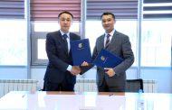Аким Костанайской области подписал меморандум о сотрудничестве с Kazakh Invest