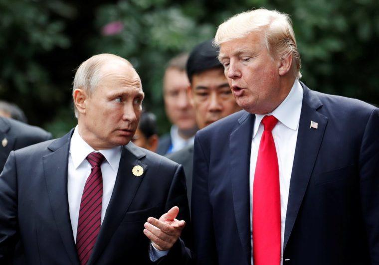 В Белом доме готовятся к встрече Трампа с Путиным