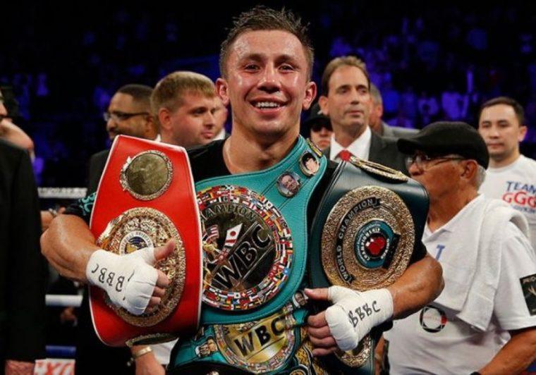 Головкин официально лишен титула чемпиона мира по версии IBF