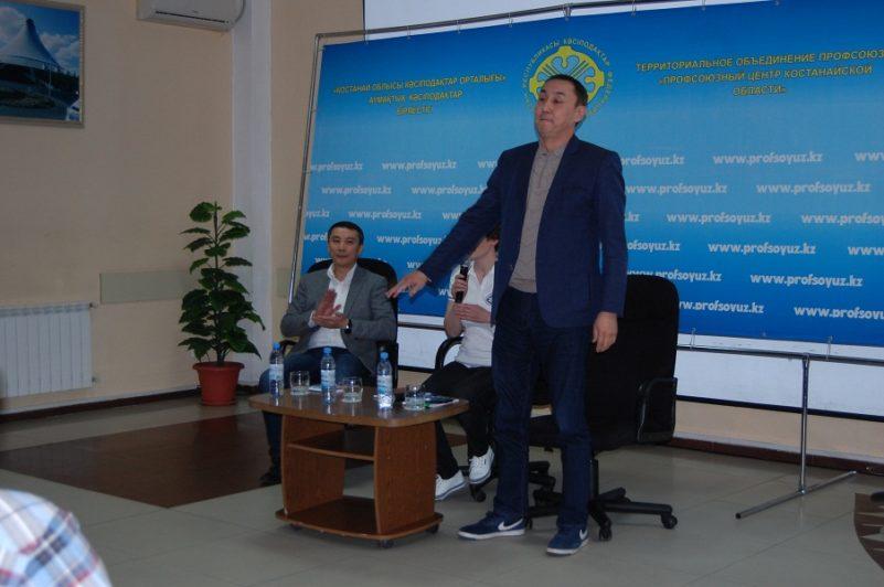 Председатель Федерации профсоюзов Бахытжан Абдраим уверен, что со старыми кадрами нужно прощаться