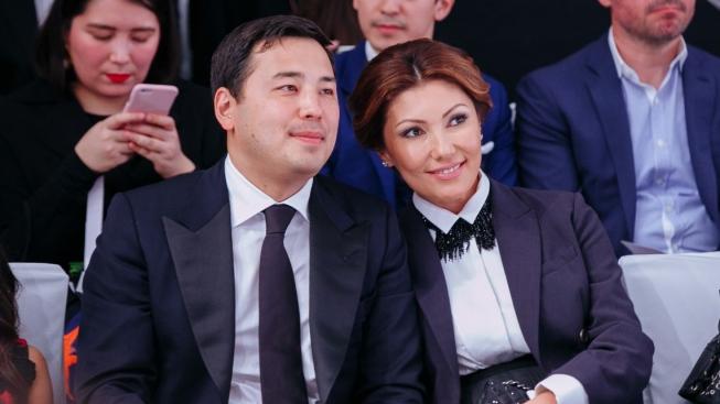 Алия Назарбаева родила дочь