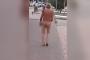 Голый мужчина на улицах Костаная: полицейские установили личность