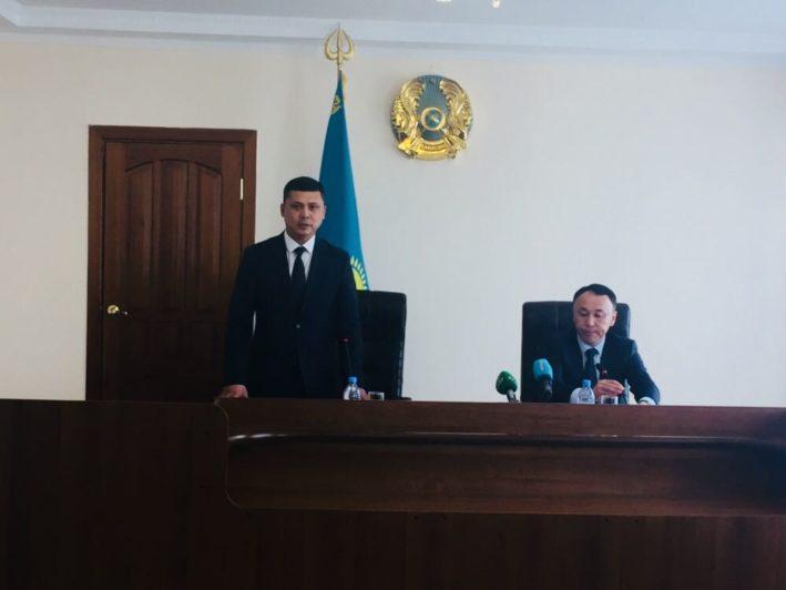 Назначен аким Карабалыкского района