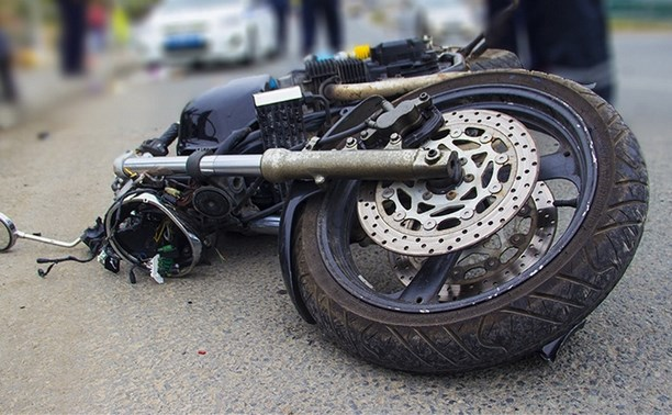 Мотоциклист погиб в результате ДТП в Костанае
