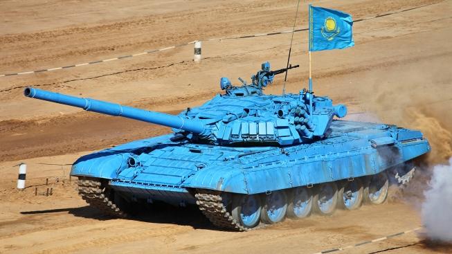 В Казахстане пройдут три конкурса Армейских международных игр «АрМИ 2018»