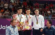 В копилке Казахстана собралось 55 медалей
