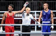 Два казахстанских боксера пробились в финал Азиады