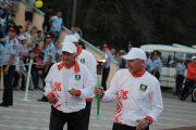 В Лисаковске началась XXXIII Спартакиада Костанайской области «Тын-Целина — 2018»