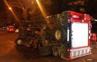 За столкновение с машиной ДЧС костанаец выплатит более миллиона тенге