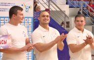 В Талдыкоргане стартовал чемпионат республики по тяжелой атлетике