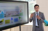 Учитель-робот будет преподавать в костанайском IT-лицее