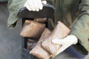Костанайские и челябинские полицейские перекрыли канал контрабанды наркотиков