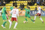 ФК «Тобол» проиграл в выездном матче против «Актобе»