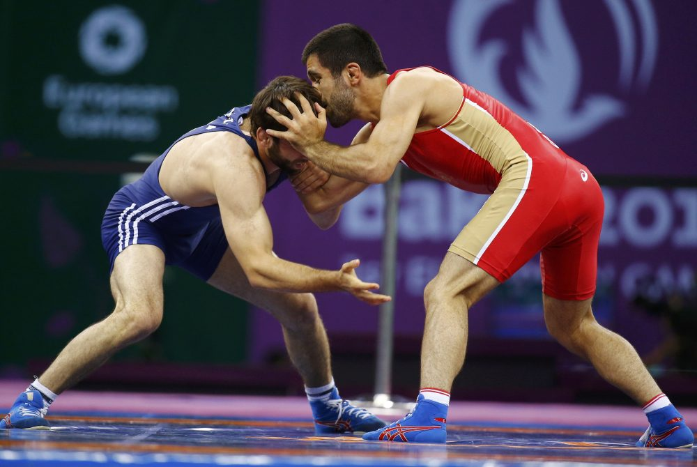 Чемпионат мира по борьбе 2019 года пройдёт в Астане