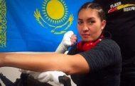 Казахстанская «GGG среди женщин» после поражения выиграла нокаутом