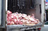 Челябинские пограничники не пропустили в Астану 1,5 тонны мяса