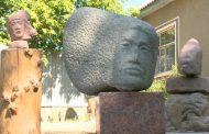 Удивительные скульптуры из камней создает художник в Жамбылской области