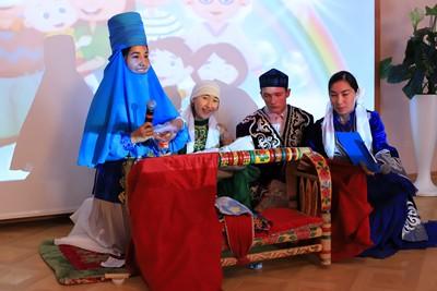 Во Дворце культуры «Мирас» прошел конкурс будущих семей