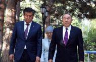 Назарбаев открыл VI Саммит Тюркского совета в Кыргызстане