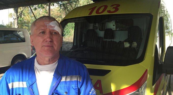 Доведу дело до суда: водитель скорой не принял извинения гражданина Турции