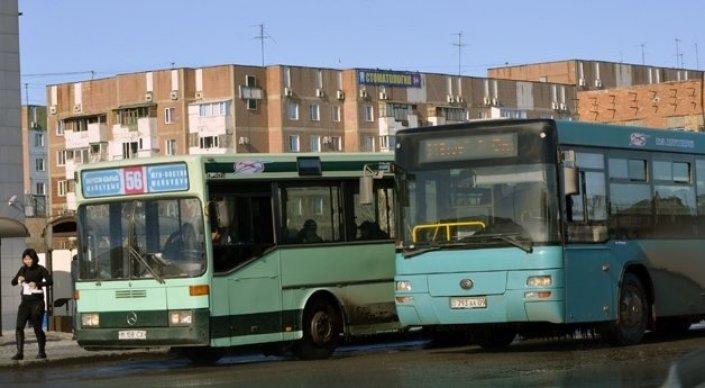 Аким Караганды вместе с заместителями будет ездить на автобусах