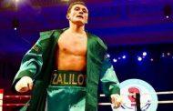 Казахстанец Ержан Залилов одержал 11-ю победу на профи-ринге