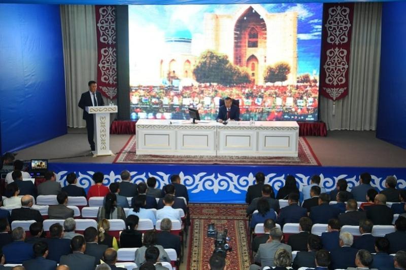 В 2 раза снизился уровень коррупции в сфере образования Туркестанской области