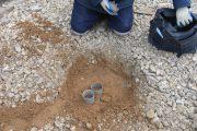 Специалисты Казахстана взяли 92 пробы грунта на месте падения «Союза»