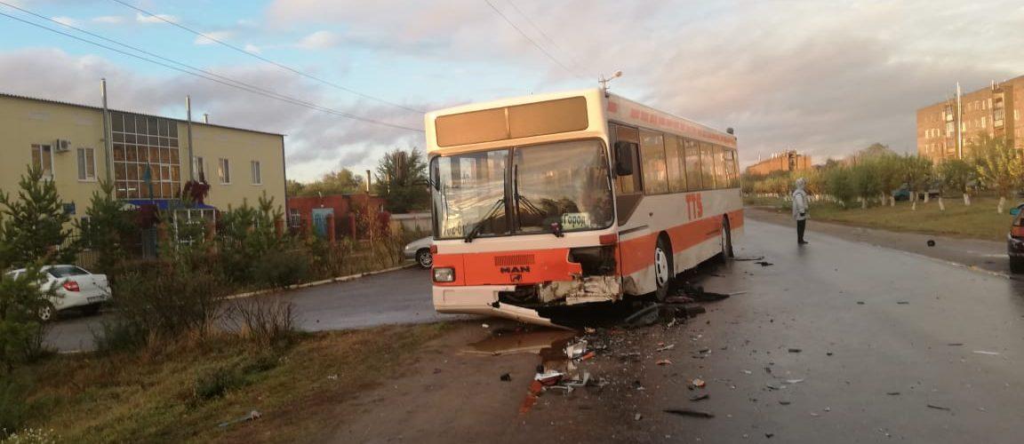 Вчера в п. Заречный произошла авария со смертельным исходом