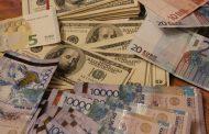 Тенге потерял набранные накануне позиции к доллару на бирже