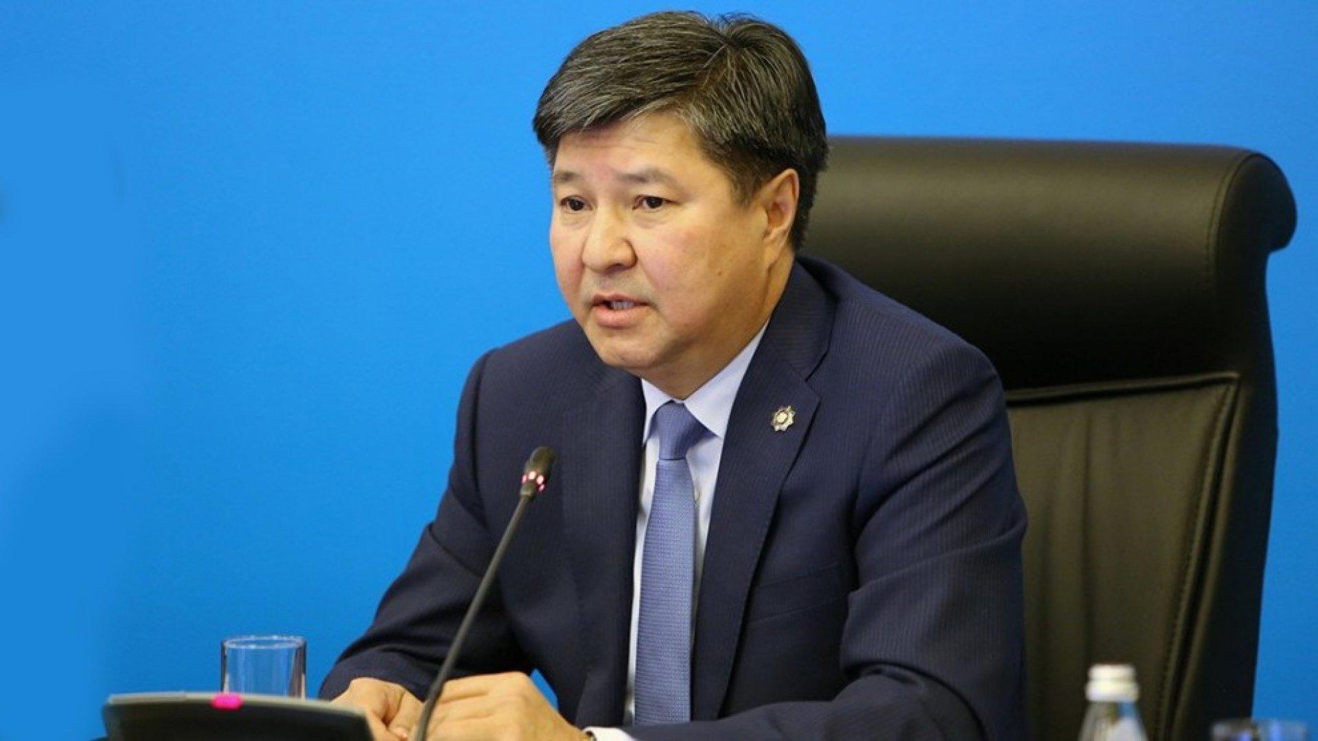 Жакип Асанов придумал, как освободить судей Казахстана от двух миллионов дел