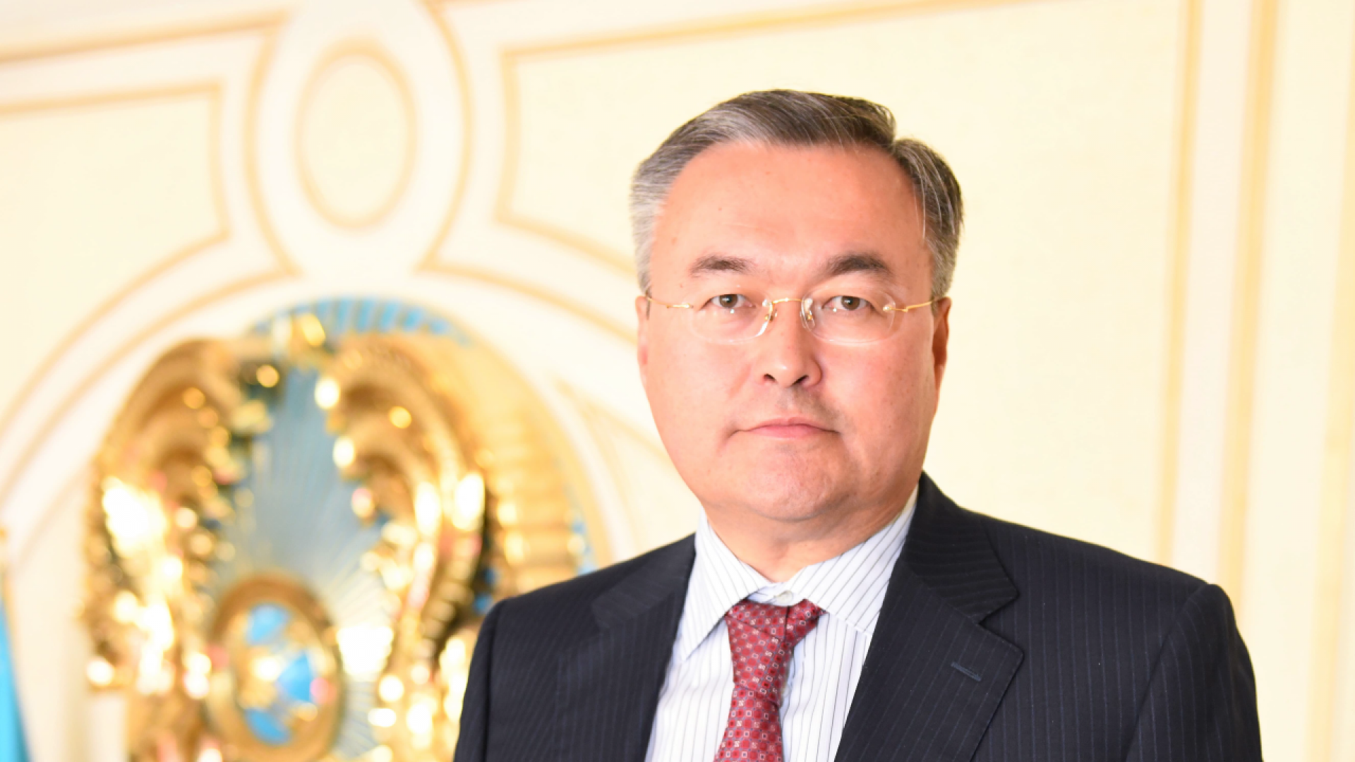 Замглавы МИД Казахстана получил сотрясение после семейного мероприятия