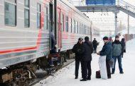 РЖД запускает новый поезд Томск-Астана с 9 декабря