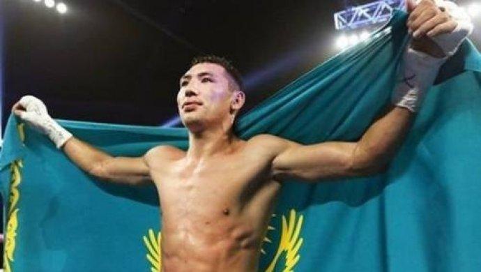 Казахстанский чемпион мира из Top Rank взлетел в мировом рейтинге