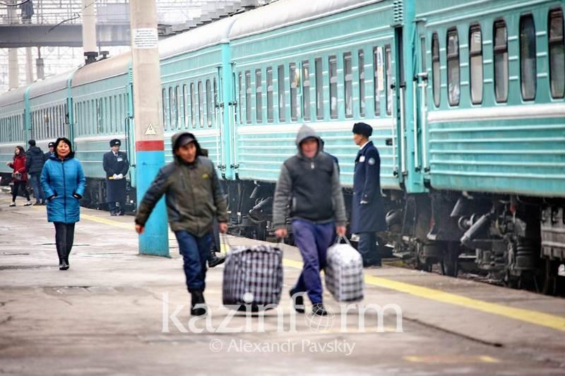 40% переселенцев на север страны — жители Туркестанской области