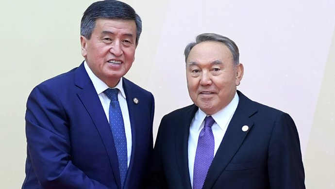 Казахстан передает Кыргызстану председательство в ОДКБ
