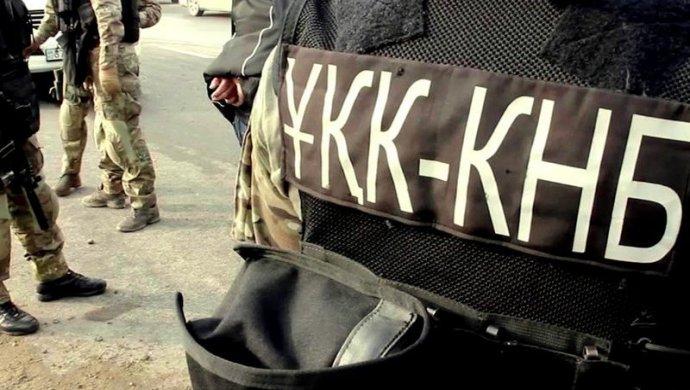 В КНБ РК показали, как ловили криминальных авторитетов