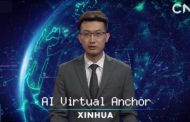 Первый виртуальный телеведущий дебютировал в Китае