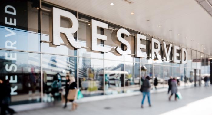 LPP открыла первый магазин Reserved в Казахстане