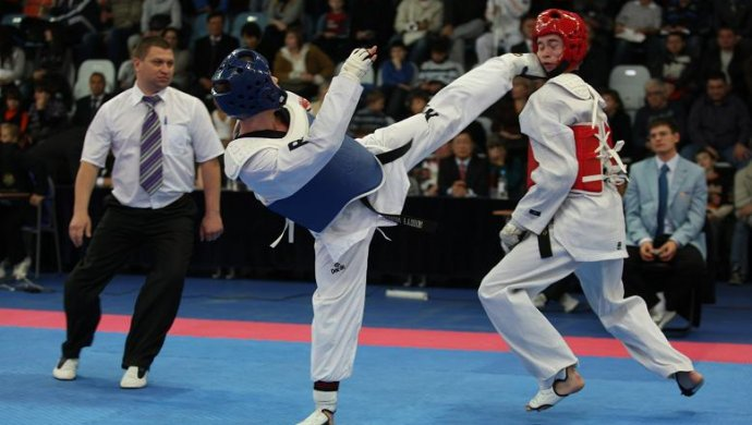 Казахстан завоевал 22 медали на чемпионате Азии по таэквондо